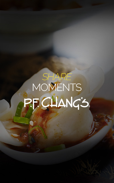 P.f. chang´s application